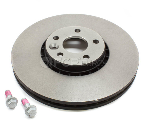 "Volvo Brake Disc 12.91"" - Genuine Volvo 31471034"