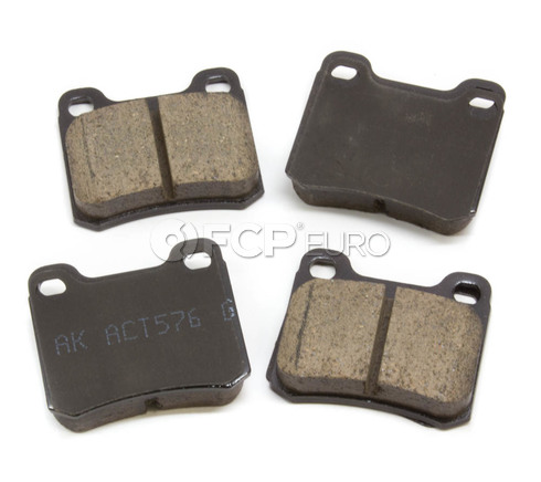 Mercedes Brake Pad Set - Akebono 0004209820