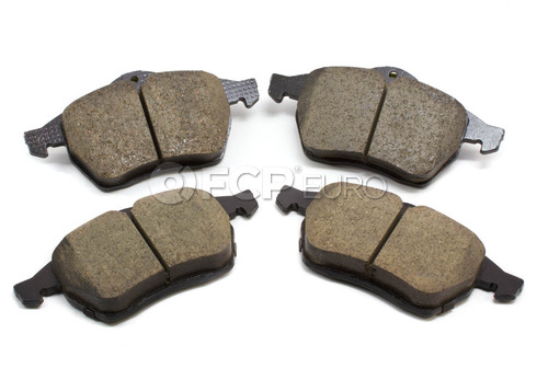 SaabBrake Pad Set (900) - Akebono EUR800