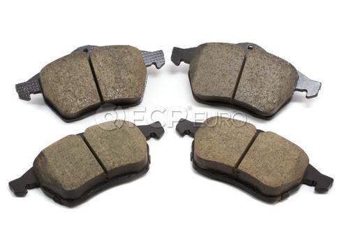 SaabBrake Pad Set (900) - Akebono EUR800