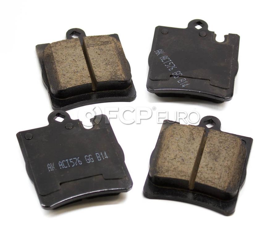 Mercedes Brake Pad Set - Akebono 005420192041