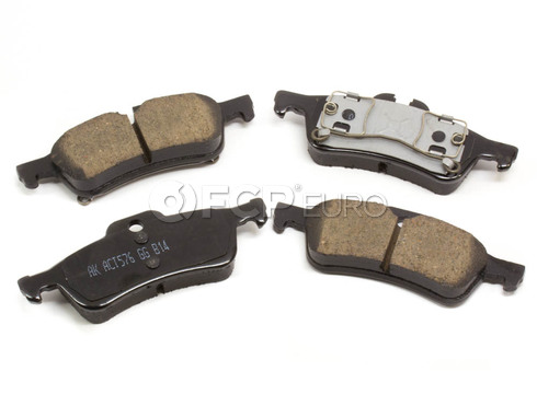 Mini Brake Pads Set Rear (Cooper) - Akebono EUR1060