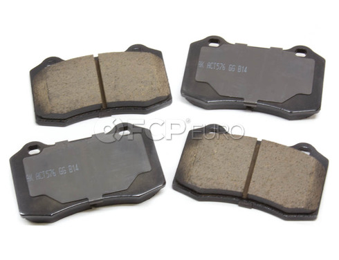 Volvo Brake Pad Set - Akebono 30683858