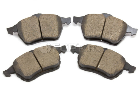 VW Brake Pad Set - Akebono EUR836