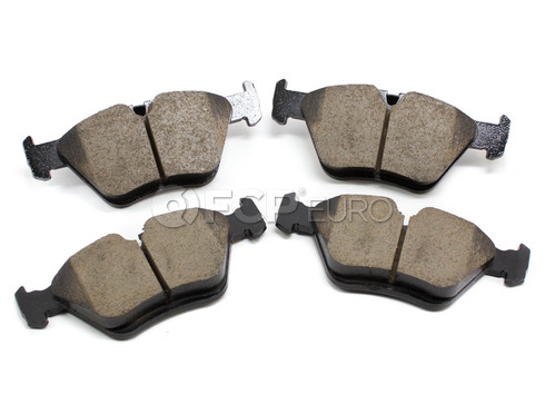 BMW Brake Pad Set - Akebono EUR946
