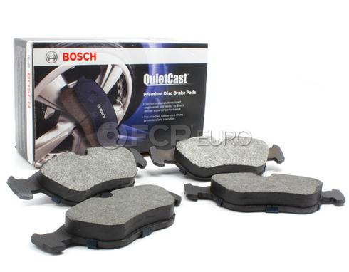 """Volvo Brake Pad Set 11"""" (850 C70 S70 V70) - Bosch 30793799"""