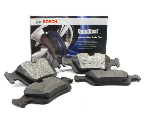 BMW Brake Pad Set - Bosch QuietCast BP781