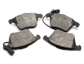 Audi VW Brake Pad Set - Bosch 4B0698151AD