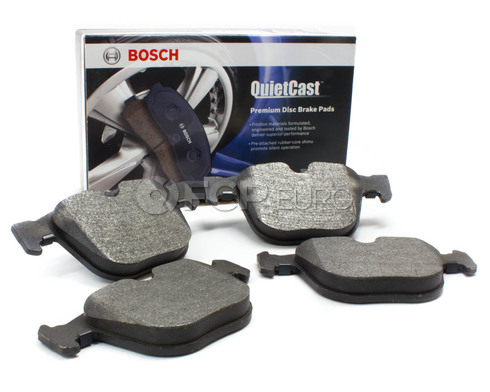 BMW Brake Pad Set - Bosch QuietCast BP919