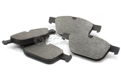 Volvo Brake Pad Set - Bosch QuietCast BP1412
