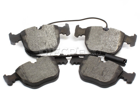 BMW Brake Pad Set Front - Bosch BP681