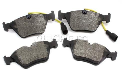BMW Brake Pad Set Set Front - Bosch QuietCast BP946