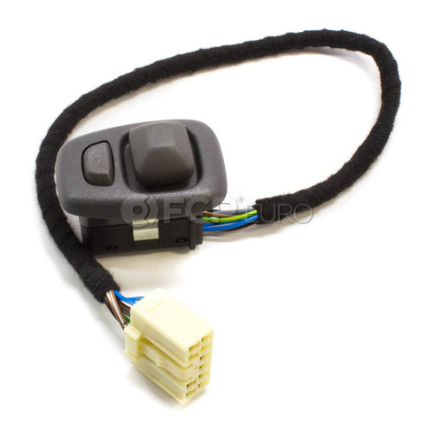 Volvo Door Mirror Switch (C70 S70 V70) - Genuine Volvo 9148959