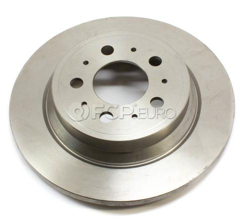 Volvo Brake Disc Rotor Rear (S60 S80 V70 XC70) - Bosch 9434167