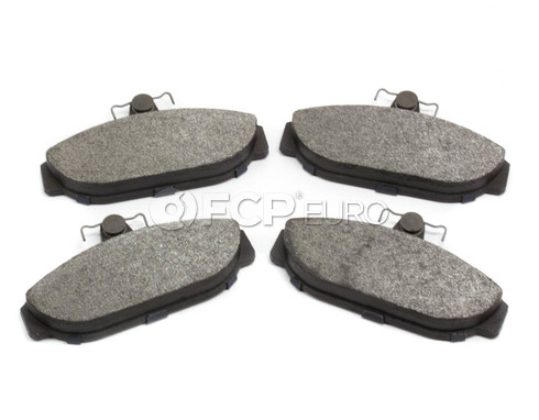 Volvo Brake Pad Set - Bosch 31261182