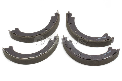 Volvo Parking Brake Shoe Set (850 S70 V70 C70) - Meyle 31262626