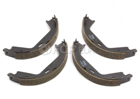 Volvo Parking Brake Shoe Set Rear (XC90) - Meyle 31262874