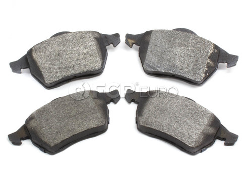 VW Brake Pad Set (Beetle Golf Jetta Passat) - Bosch BP687