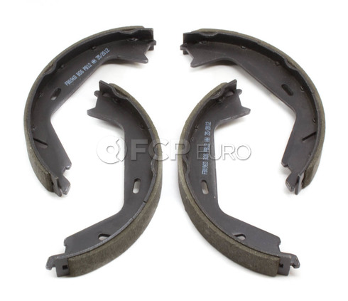 Volvo Parking Brake Shoe Set (S80 S60 V70 XC70) - Nordic 31262869