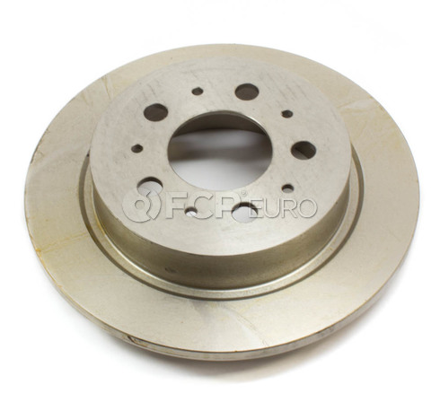 Volvo Disc Brake Rotor - Zimmermann 31262093