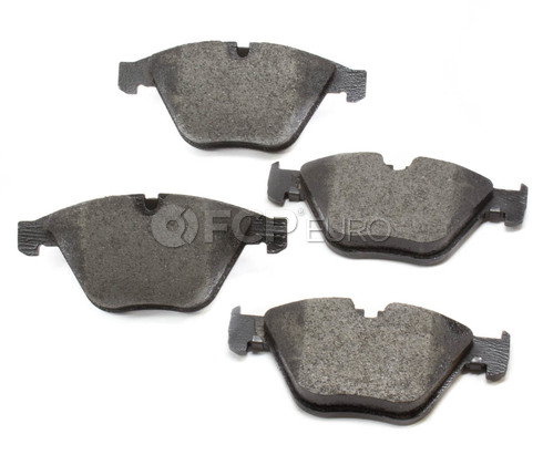 BMW Brake Pad Set Front (328i 328xi 328i xDrive) - Bosch EuroLine 0986494354