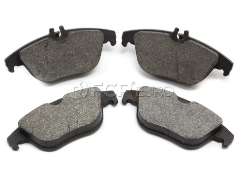 Mercedes Brake Pad Set - Bosch 0074206020