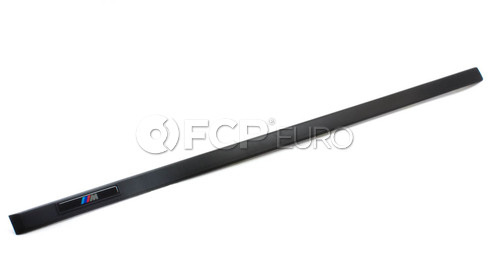 BMW M Front Door Moulding Left - Genuine BMW 51132695681
