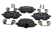 BMW Brake Pad Set - Textar 2470301