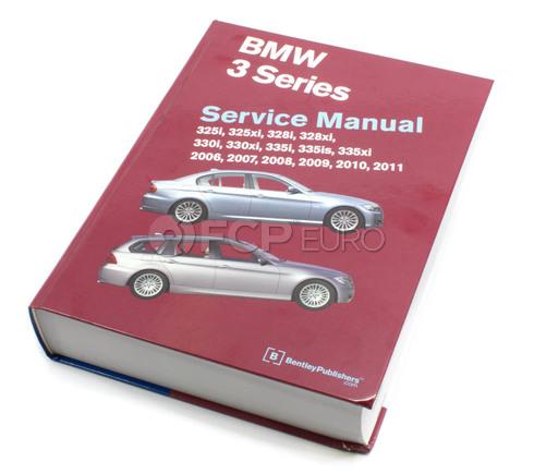 BMW Repair Manual (E90 E91 E92 E93) - Bentley B311
