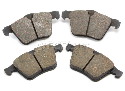 Volvo Brake Pad Set - Bosch BC1305