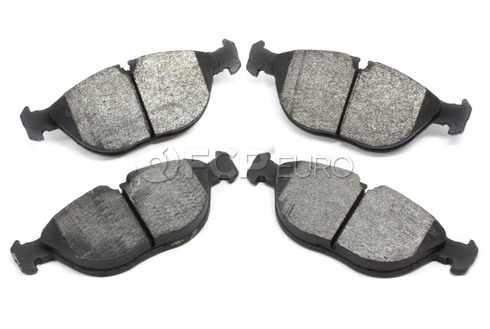 Audi Brake Pad Set - Bosch BP682