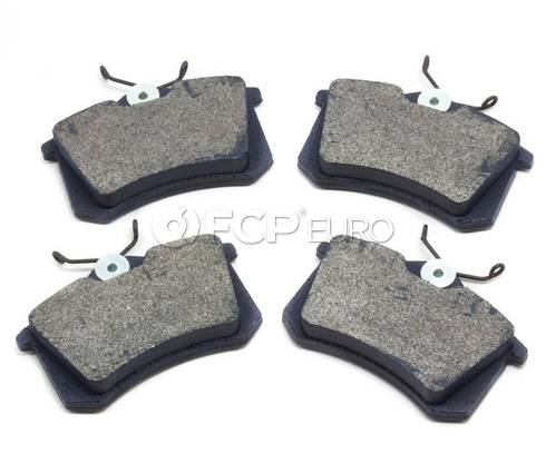 Audi VW Brake Pad Set (TT Beetle Golf Jetta Passat) - Bosch 1H0698451F