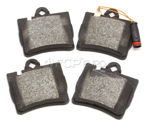 Mercedes Brake Pad Set - Bosch BP848