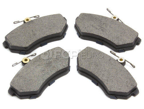 VW Audi Brake Pad Set Front - Bosch BP696