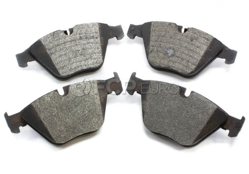 BMW Brake Pad Set Front (525i 545i 760i 750i) - Bosch QuietCast BP918