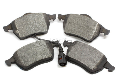 Audi VW Brake Pad Set - Bosch BP687A