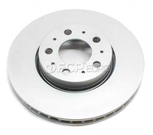"""Volvo Brake Disc 11.25"""" (S60 V70 XC70 S80) - Bosch 31400739"""