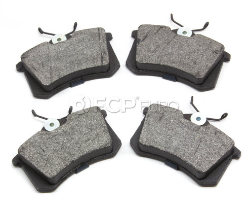 VW Audi Brake Pad Set Rear (Jetta Golf Passat A4 A6) - Bosch 8E0698451L