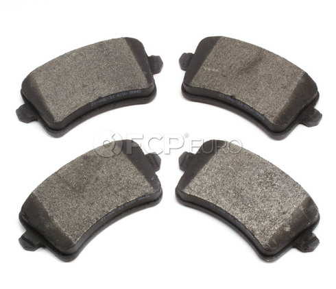 Audi Brake Pad Set - Bosch 8K0698451B