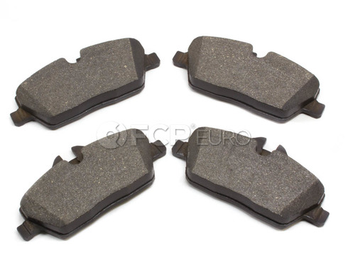 Mini Cooper Disc Brake Pad Front - Bosch EuroLine 0986494120