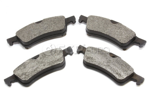 Mini Cooper Brake Pad Set - Bosch BP940