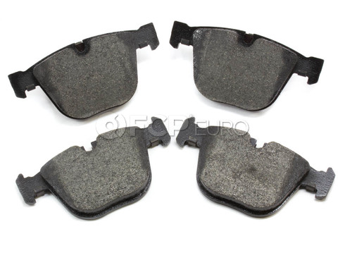 BMW Brake Pad Set - Bosch EuroLine 0986494339