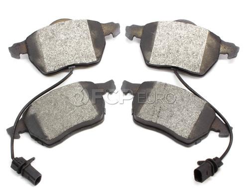 Audi VW Brake Pad Set (A4 A6 Passat) - Bosch 4B0698151AF
