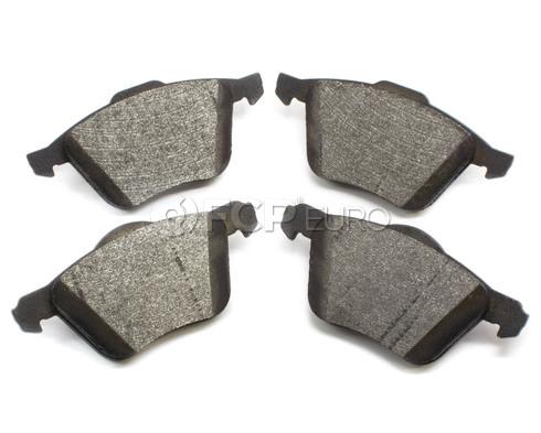 """Volvo Brake Pad Set 12.44"""" (S60 V70 XC90) - Bosch 30793265"""