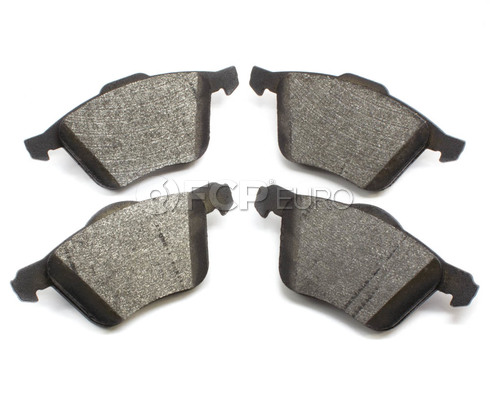 Volvo Brake Pad Set - Bosch 30793265