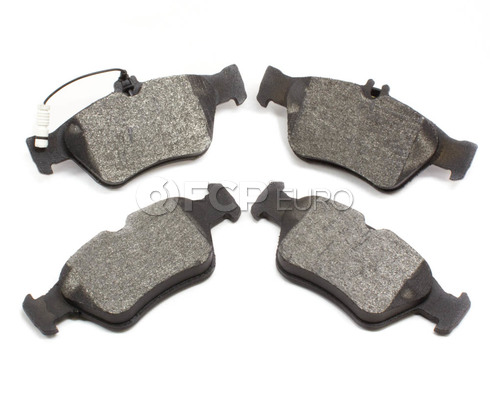 Mercedes Brake Pad Set (C230 C280 E300 SLK230) - Bosch BP710