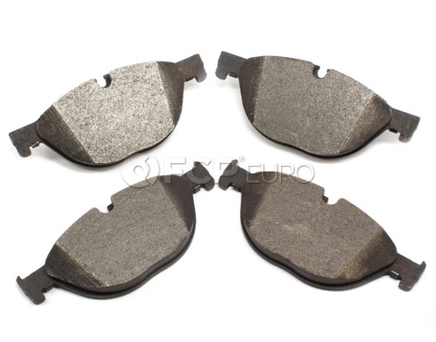 BMW Brake Pad Set Front (750i 750Li 550i) - Bosch BP1409