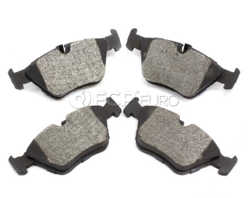 BMW Brake Pad Set - Bosch QuietCast BP947