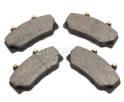 Volvo Brake Pad Set - Bosch BP492