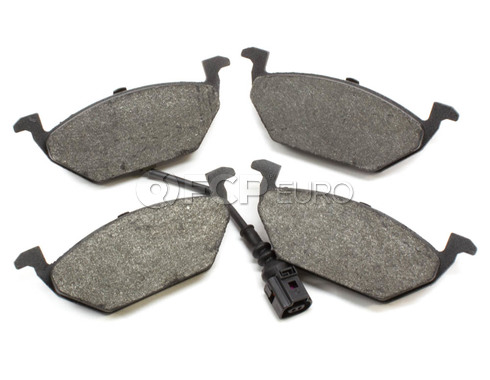 VW Brake Pad Set (Jetta Beetle Golf) - Bosch BP768A